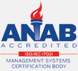 ANAB ACCREDITED | Management System Certification Body
